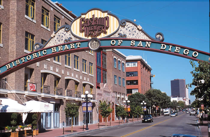 Another Side Of San Diego Tours Gaslamp Quarter Walking ...