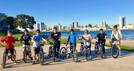 San Diego County Bicycle Coalition – Life by Bike