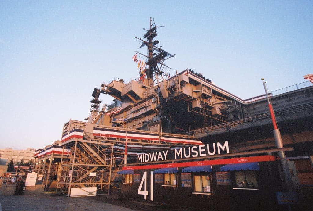 Another Side Of San Diego Tours Private USS Midway Tour Another - Private museums in us
